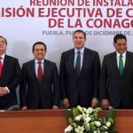 Instalan Comisión de Comercio Exterior de la Conago