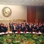 Avanza pacto para blindar elecciones: INE