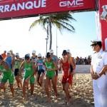 Triatlón favorece turismo y economía en Mérida