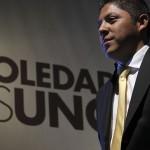 Alcalde de Soledad, SLP, y sus propiedades