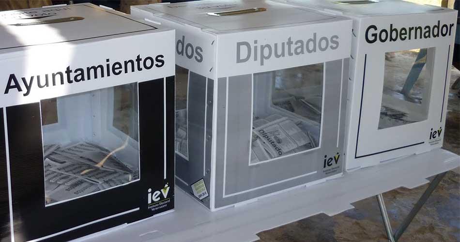 Van alcaldes por diputaciones y gubernaturas - Alcaldes de México