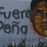 Propone diputado poblano cárcel para grafiteros