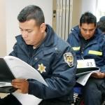 Activos, policías reprobados