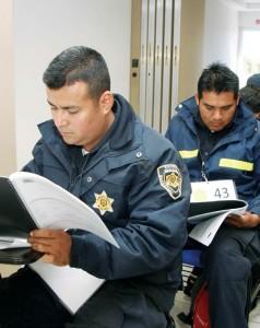 Examen Policias