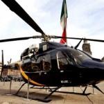 GDF entrega helicópteros a SSPDF