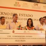 Invertirán 1,300 mdp en municipios de Oaxaca