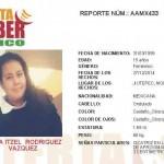 Se activa Alerta Amber para localizar a Kenia Itzel