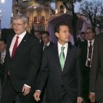 Malas relaciones de Canadá con México y EU