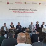 Comienza construcción de parque para emprendedores en Querétaro