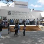 Realizan paro servicios de salud en Oaxaca