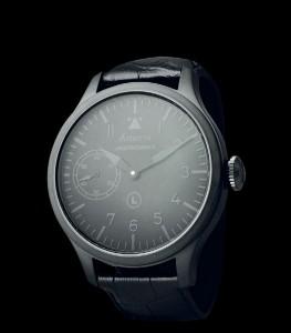 Reloj BlackNight, All Blanck de Azimuth