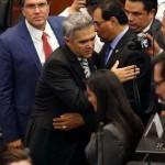 Inicia senado discusión de iniciativas de Peña Nieto