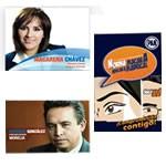 Outsourcing editorial (imagen y folletería para campañas políticas)