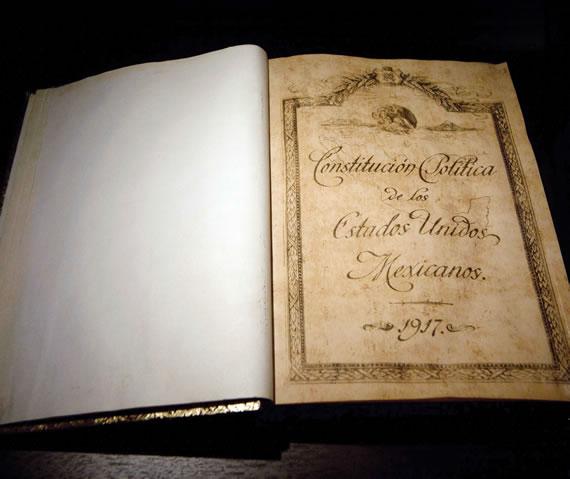 pesar de las modificaciones que ha sufrido la Carta Magna durante