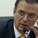 Anuncia Marcelo Ebrard salida de PRD