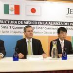 Busca Japón impulsar inversión en México