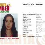 Marisol Lugo fue inducida a salirse de su hogar y se desconoce su paradero