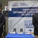Puebla pone en marcha Sistema de Alerta de Riesgos