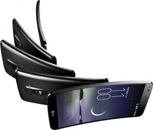 Smartphone G Flex2 de LG