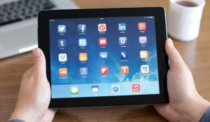 Tableta Redes Sociales
