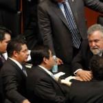 PRD pide eliminación del fuero al presidente