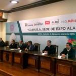 Alistan EXPO ALADI en Torreón