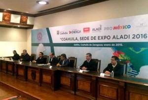 Coahuila Expo Aladi