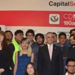 GDF financiará proyectos diseñados por ciudadanos