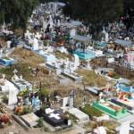 Cementerios llenos
