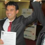 Postula PT a 'Pato' Zambrano por alcaldía de Monterrey