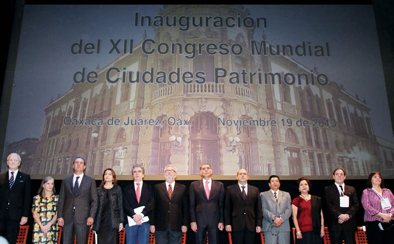 XII congreso municipal de ciudades patrimonio