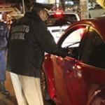 Alcalde acude a 'Alcoholímetro' luego de llamada de funcionaria detenida