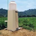 Baños húmedos para comunidades sin drenaje