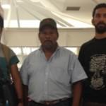 Comitiva por Ayotzinapa recorrerá 12 países europeos