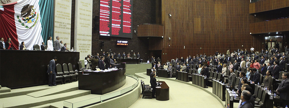 C mara de diputados aprueban leyes alcaldes de m xico for Camara de diputados leyes