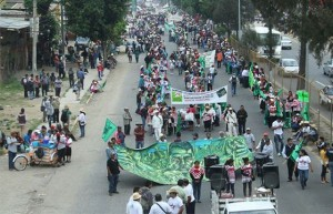 Marchas_Aniversario_Zapata_paralizan_Oaxaca_Alcaldes_de_Mexico