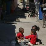La mitad de población infantil con inseguridad alimentaria