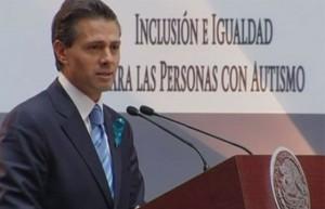 Prulga_Peña_Nieto_Ley_Inclusion_Autismo