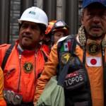 Viajan 'Topos' mexicanos a Nepal para apoyar en rescate de víctimas