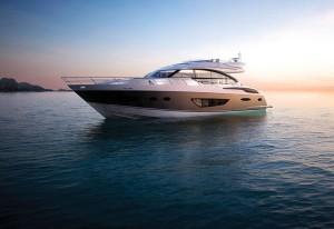 Yate Princess S72 de Princess Yachts