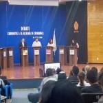 Caóticos debates de candidatos a alcaldía de Cuernavaca por violencia
