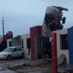 Tornado categoría 4 azota Ciudad Acuña, Coahuila (video y galería)
