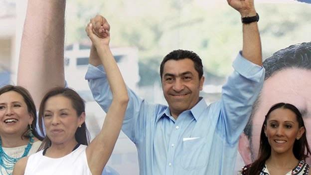 Jorge Camacho candidato PAN guerrero
