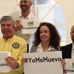 Más de 90 candidatos comprometidos con Agenda de Movilidad