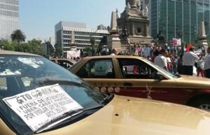 Protestan_taxistas_Uber_regala_viajes_Alcaldes_de_Mexico
