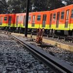 Metro parará servicio durante lluvias intensas en líneas de riesgo