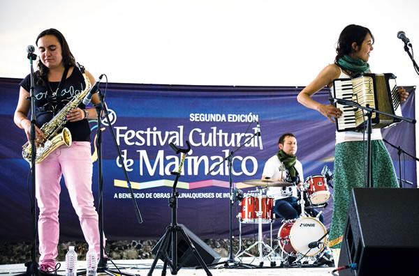 festival cultural malinalco concierto
