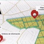 Crean cartografía participativa en la colonia Roma