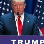 Donald Trump llama criminales y violadores a mexicanos