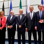 Potencias alcanzan un histórico acuerdo nuclear con Irán